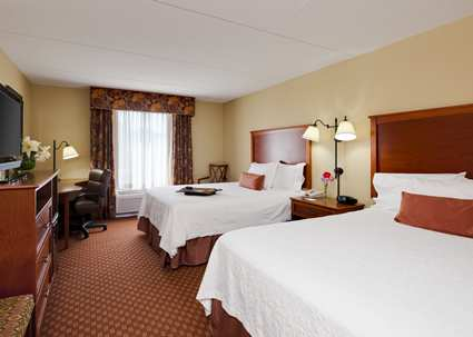 The Hampton Inn McHenry