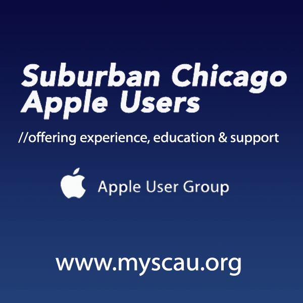 Suburban Chicago Apple Users