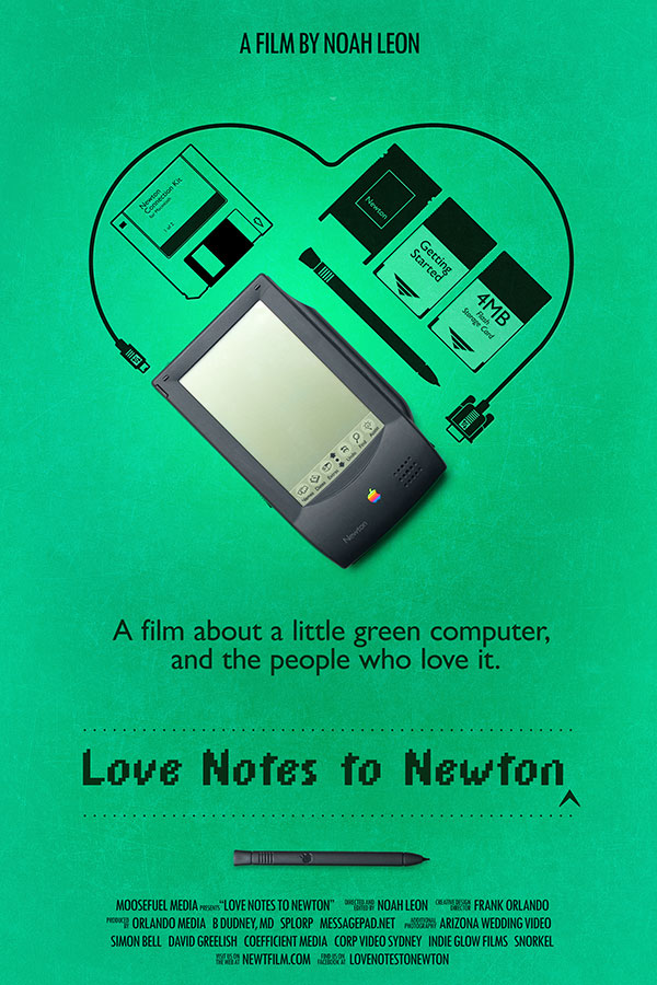 Love Notes to Newton Movie Poster