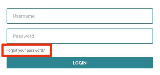 Digital Pass Login Screen